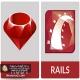 درباره ruby on rails و میزیت برنامه نویسی با آن